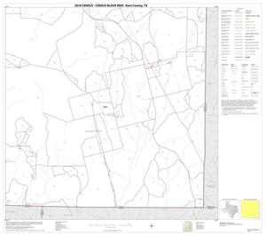 Primary view of object titled '2010 Census County Block Map: Kent County, Block 9'.