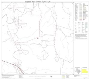 Primary view of object titled '2010 Census County Block Map: Kimble County, Block 14'.