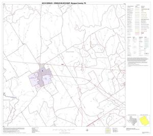 Primary view of object titled '2010 Census County Block Map: Bosque County, Block 7'.