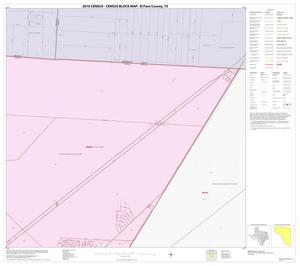 Primary view of object titled '2010 Census County Block Map: El Paso County, Block 5'.
