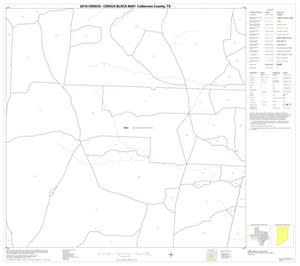 Primary view of object titled '2010 Census County Block Map: Culberson County, Block 16'.