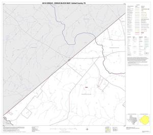 Primary view of object titled '2010 Census County Block Map: Goliad County, Block 5'.