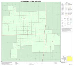 Primary view of object titled '2010 Census County Block Map: Collin County, Inset A01'.