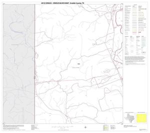 Primary view of object titled '2010 Census County Block Map: Uvalde County, Block 7'.