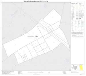 Primary view of object titled '2010 Census County Block Map: Grimes County, Inset C01'.
