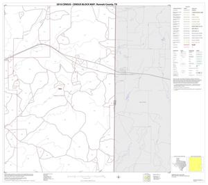 Primary view of object titled '2010 Census County Block Map: Runnels County, Block 12'.