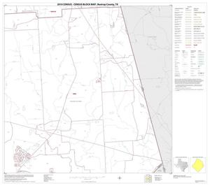 Primary view of object titled '2010 Census County Block Map: Bastrop County, Block 20'.