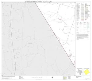 Primary view of object titled '2010 Census County Block Map: Coryell County, Block 15'.