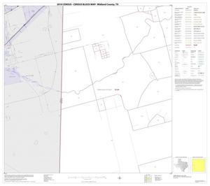 Primary view of object titled '2010 Census County Block Map: Midland County, Block 9'.