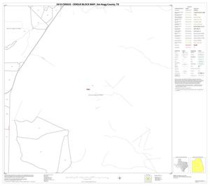 Primary view of object titled '2010 Census County Block Map: Jim Hogg County, Block 10'.