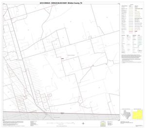 Primary view of object titled '2010 Census County Block Map: Winkler County, Block 13'.
