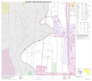 Primary view of object titled '2010 Census County Block Map: El Paso County, Block 11'.