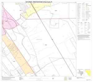 Primary view of object titled '2010 Census County Block Map: El Paso County, Block 64'.