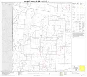 Primary view of object titled '2010 Census County Block Map: Scurry County, Block 9'.