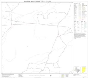 Primary view of object titled '2010 Census County Block Map: Culberson County, Block 10'.