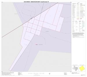 Primary view of object titled '2010 Census County Block Map: Coryell County, Inset A01'.