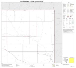 Primary view of object titled '2010 Census County Block Map: Lipscomb County, Block 4'.