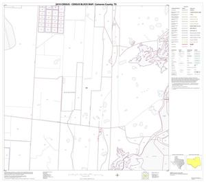 Primary view of object titled '2010 Census County Block Map: Cameron County, Block 18'.