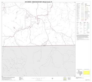 Primary view of object titled '2010 Census County Block Map: Gillespie County, Block 23'.