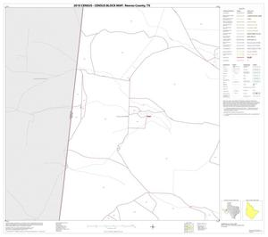 Primary view of object titled '2010 Census County Block Map: Reeves County, Block 15'.