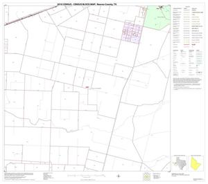 Primary view of object titled '2010 Census County Block Map: Reeves County, Block 24'.