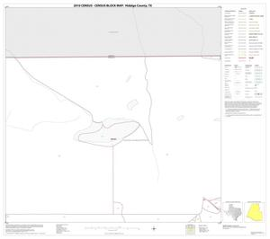Primary view of object titled '2010 Census County Block Map: Hidalgo County, Block 5'.