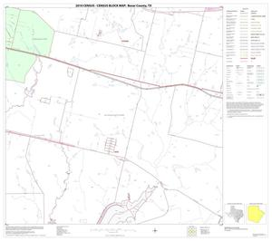 Primary view of object titled '2010 Census County Block Map: Bexar County, Block 45'.