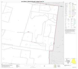 Primary view of object titled '2010 Census County Block Map: Hidalgo County, Block 28'.