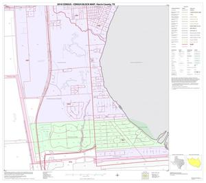 Primary view of object titled '2010 Census County Block Map: Harris County, Block 260'.