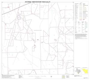 Primary view of object titled '2010 Census County Block Map: Webb County, Block 39'.