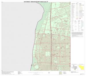 Primary view of object titled '2010 Census County Block Map: Webb County, Inset C03'.