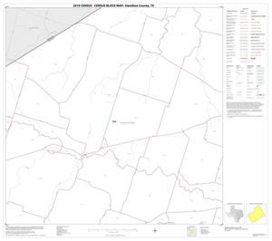 Primary view of object titled '2010 Census County Block Map: Hamilton County, Block 8'.