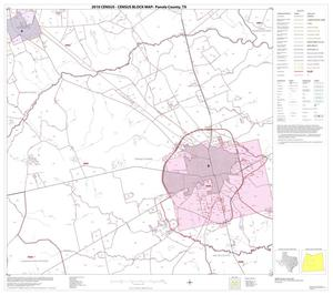 Primary view of object titled '2010 Census County Block Map: Panola County, Block 7'.
