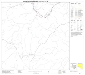 Primary view of object titled '2010 Census County Block Map: Val Verde County, Block 47'.