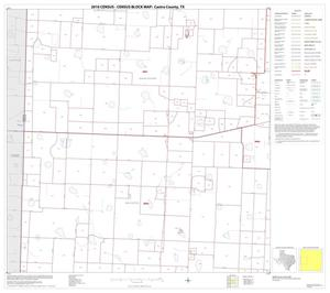 Primary view of object titled '2010 Census County Block Map: Castro County, Block 4'.