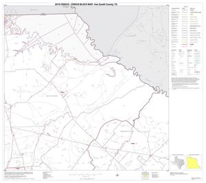 Primary view of object titled '2010 Census County Block Map: Van Zandt County, Block 2'.