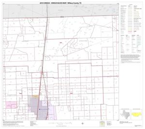 Primary view of object titled '2010 Census County Block Map: Willacy County, Block 2'.
