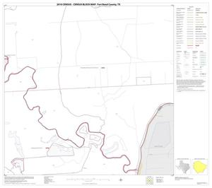 Primary view of object titled '2010 Census County Block Map: Fort Bend County, Block 60'.