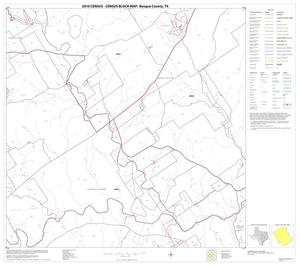 Primary view of object titled '2010 Census County Block Map: Bosque County, Block 17'.