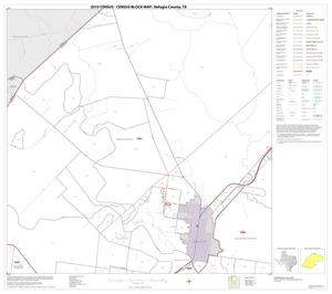 Primary view of object titled '2010 Census County Block Map: Refugio County, Block 6'.