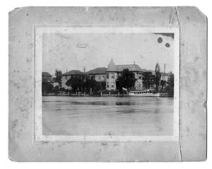 Primary view of object titled '[Photograph of Ochiltree Home]'.