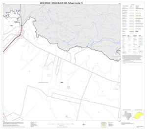 Primary view of object titled '2010 Census County Block Map: Refugio County, Block 3'.