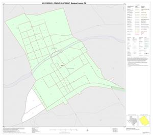 Primary view of object titled '2010 Census County Block Map: Bosque County, Inset E01'.