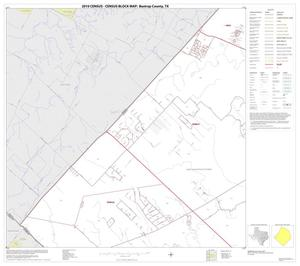 Primary view of object titled '2010 Census County Block Map: Bastrop County, Block 15'.