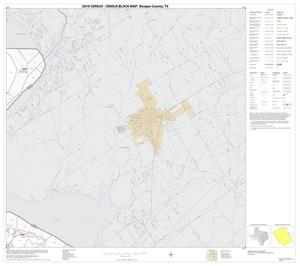 Primary view of object titled '2010 Census County Block Map: Bosque County, Block 15'.