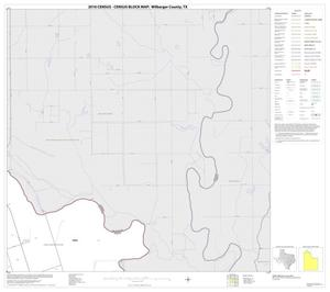 Primary view of object titled '2010 Census County Block Map: Wilbarger County, Block 2'.