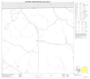 Primary view of object titled '2010 Census County Block Map: Llano County, Block 3'.