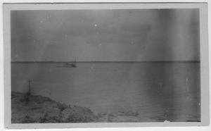 Primary view of object titled '[Seining on Lake Dallas, Spring 1928]'.