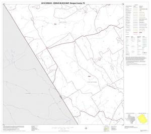 Primary view of object titled '2010 Census County Block Map: Bosque County, Block 16'.