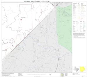Primary view of object titled '2010 Census County Block Map: Kendall County, Block 11'.